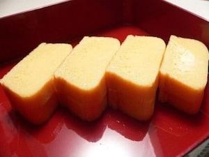 蒸し卵焼き