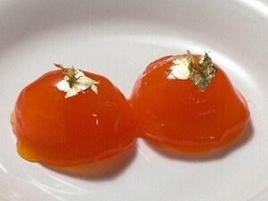 卵黄の味噌漬け