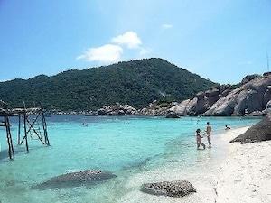 【サムイ島(タイ)】チャウエンビーチ