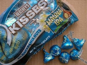 マウナロアの限定チョコ