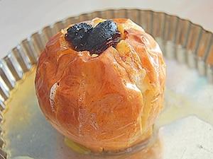 オーブンで作る素朴な焼きりんご