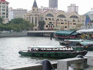シンガポールリバークルーズ(シンガポール)