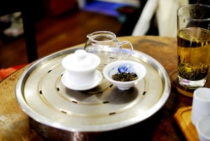 アットホームで落ち着ける「梅舎茶館」