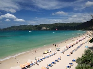 プーケット島パトンビーチ(タイ)