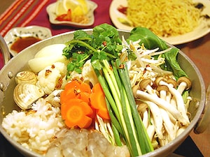 レモングラス香るベトナム鍋