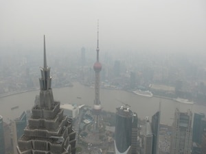 上海旅行のモデルコース