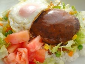 オシャレでおいしいハワイのロコモコ
