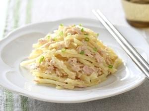 和え物風ツナポテトサラダ