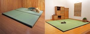 フローリングに置く畳の選び方