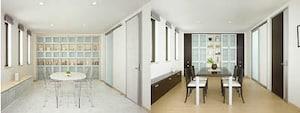 「部屋を広く見せるには?」家具のセレクトから配置のコツ