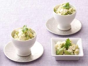 パクチー入りナンプラー豆腐