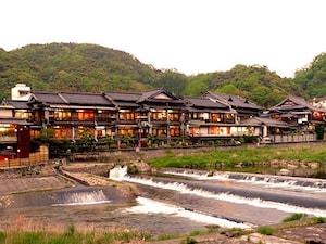 三朝温泉 旅館大橋(鳥取県)