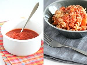 美味しいトマトソース