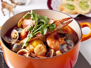 洋風ブイヤベース鍋