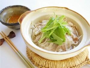 ピリ辛香味ダレの節約もやし鍋