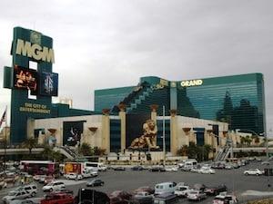 MGMグランドホテル 70ドル~