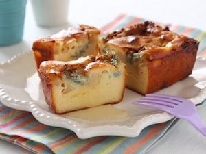 ブルーチーズのパンプリン