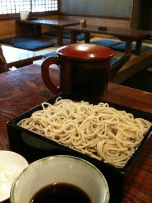 そば所よし田(銀座)