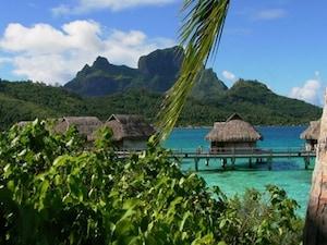 【フランス領ポリネシア】ボラボラ島