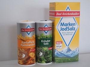 バート・ライヒェンハルの塩