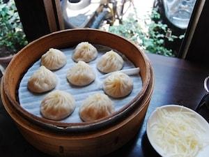 台北の小籠包レストラン