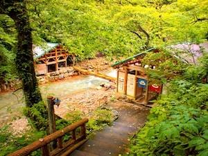 夏油温泉(岩手県)