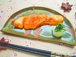 基本の焼き鮭