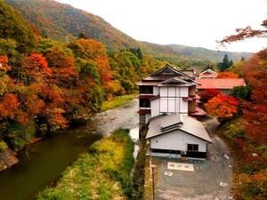 花巻南温泉峡(岩手県)