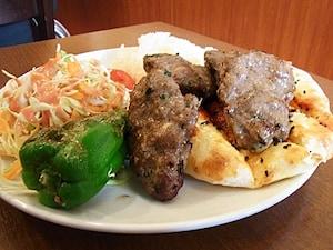 渋谷「Kebab Cafe(ケバブカフェ)」
