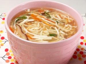 胃腸に優しいとろとろ中華スープ