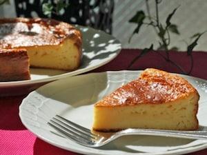 ホットケーキミックスで作る簡単チーズケーキのレシピ