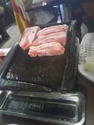 韓国家庭料理 HANKUU