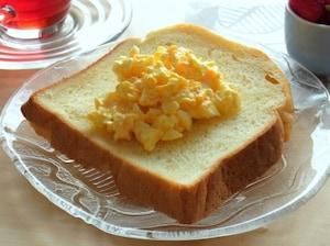 クリームコーン食パン