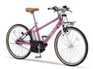 クロスバイクなのに電動アシストとはコレ如何に?「パスヴィエンタ」