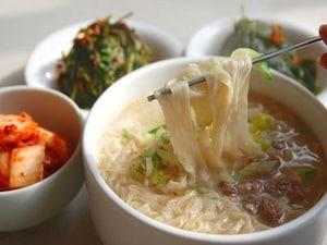 韓国風うどん他麺料理 7選