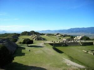 【メキシコ】モンテ・アルバン