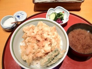 天ぷら魚新(天ぷら)