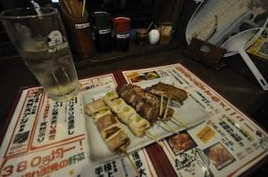 新橋「ヒノマル食堂・本店」