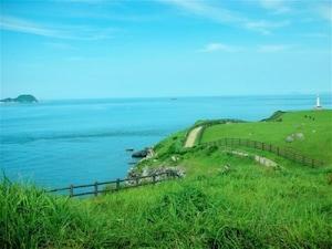 佐賀県「風の見える丘公園」