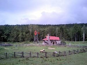 「北の国から '95秘密」で五郎が建てた「石の家」