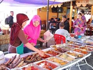 マレーシア旅行のモデルコース