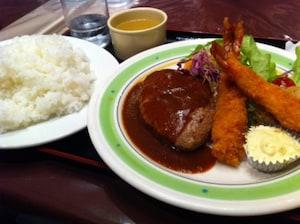 レストラン はやしや@新宿