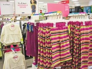 ハワイで子供服をショッピング