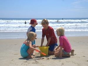 やはり気になる…子連れにおすすめのビーチ