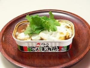 さんまの蒲焼きの塩ヨーグルト焼き