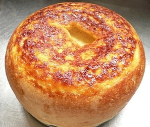 巨大玉子焼きパン