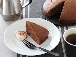 パパッと作れる簡単チョコケーキ