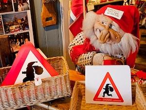 クリスマスとサンタのほかほかデザインが集まる村
