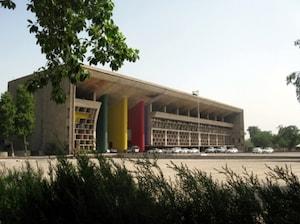 キャピトール・コンプレックス(インド、チャンディーガル)