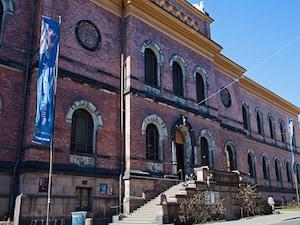 ムンクの『叫び』があり、アクセスが最も簡単な国立美術館